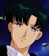 Tuxedo Mask in Sailor Moon R the Movie-0