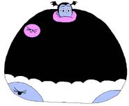 Vampirina Inflated