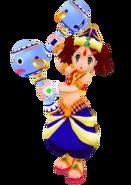 Yumi Genie Dancer