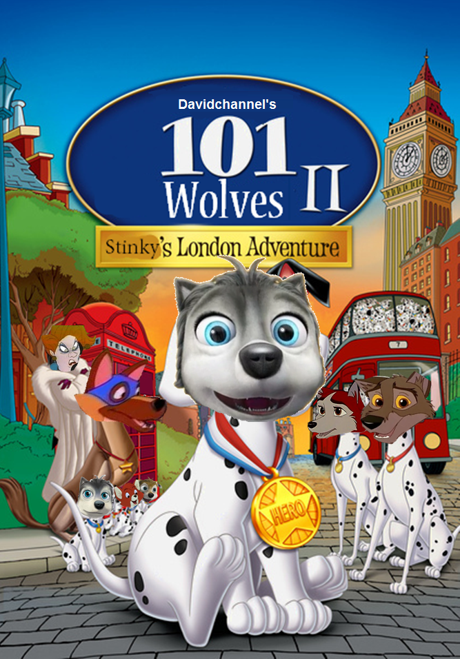 101 Wolves 2: Stinky's London Adventure (2003)