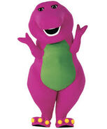 Barney t rex