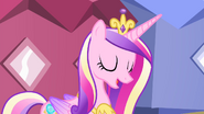 Cadance 'We don't have to be so formal' S4E11