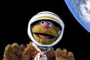 Fozzie astronaut Movin Right Along