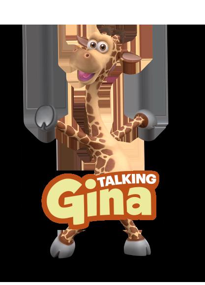Gina (Girrafe)