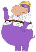 Humanoid Hippos