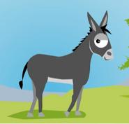 Rufo the Donkey