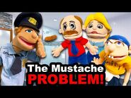 SML Movie- The Mustache Problem!