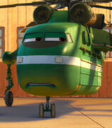 Windlifter in Planes Fire and Rescue
