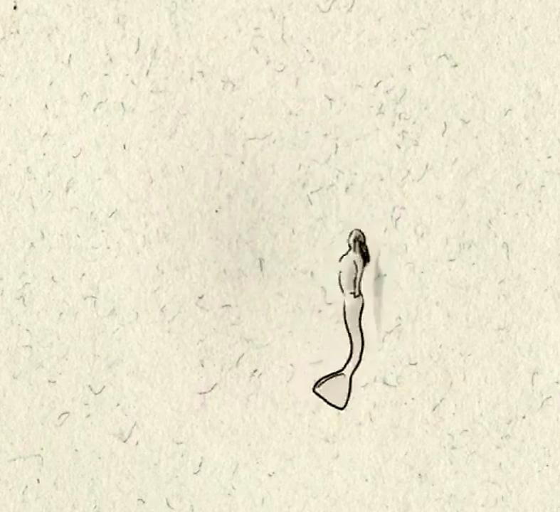Cressi Mermaid animation