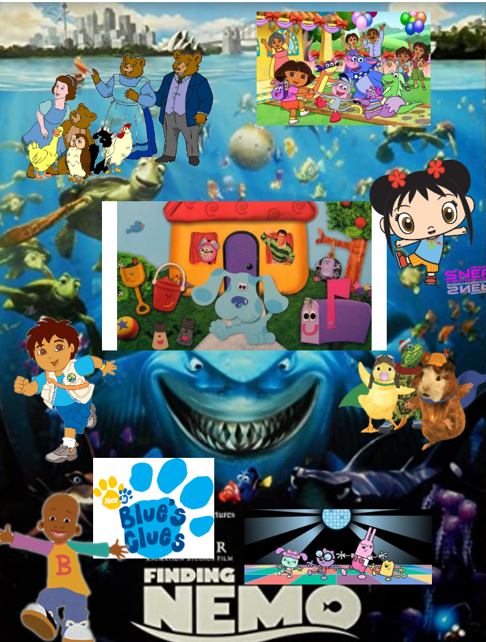 Blue's Clues: Finding Nemo