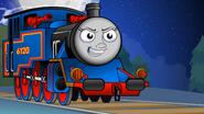 Belle in Trainsformers
