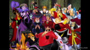 Decepticons and Villains