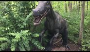 Dinosaurs Alive! Baryonyx