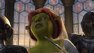 Fiona sees a sword