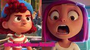 Giulia Marcovaldo Hates Chloe (Gnome Alone)