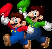 Mario and Luigi (Brothers)