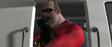 Mr incredible whistling