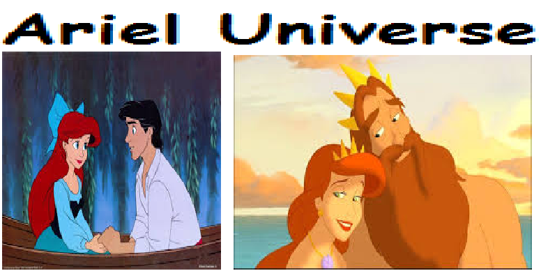 Ariel Universe (TheLastDisneyToon and Toonmbia Style)