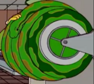 Simpsons Python