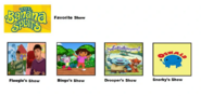The Banana Splits' Favorite Nick Jr. Shows