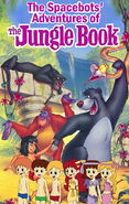 The Spacebots' Adventures of The Jungle Book