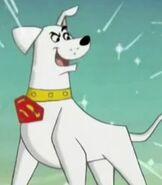 Krypto in Krypto the Superdog