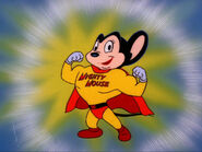 Mighty Mouse in Mighty Mouse