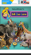 NR1 64 Zoo Lane Poster