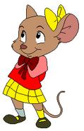 Olivia Flaversham as Winnie the Pooh