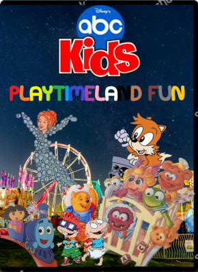 Playtimeland Fun DVD Cover.png