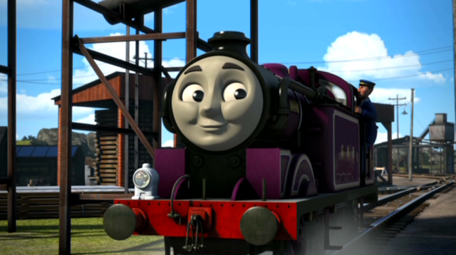 Ryan the Great Northern Engine