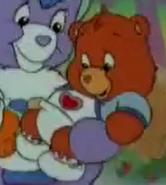 Tender Heart Bear as a baby