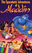 The Spacebots' Adventures of Aladdin