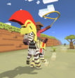 Trojan Zebra