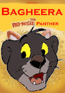 Bagheera the Red-Nosed Panther (1964) Poster