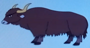 Batw-animal encyclopedia-wild-yak