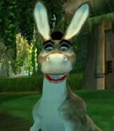 Donkey in Shrek 2 (Video Game)