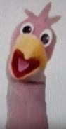 Flossy The Flamingo