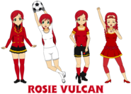 Human TTTE Profile Rosie (Post-Year 9)