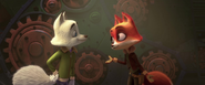 Jade talks to his boyfriend swifty