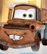 Mater in Cars - Fast as Lightning
