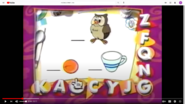 Mickey's Letter Time Owl