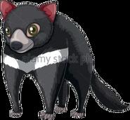 NatureRules1 Tassie Devil