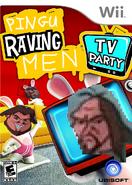 Pingu Raving Men TV Party