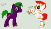 Ponified Phineas and Ferb