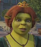 Princess Fiona in Shrek 2