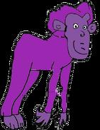 Rusty the Chimpanzee