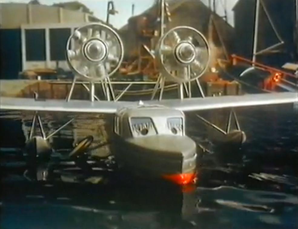 Sally Seaplane