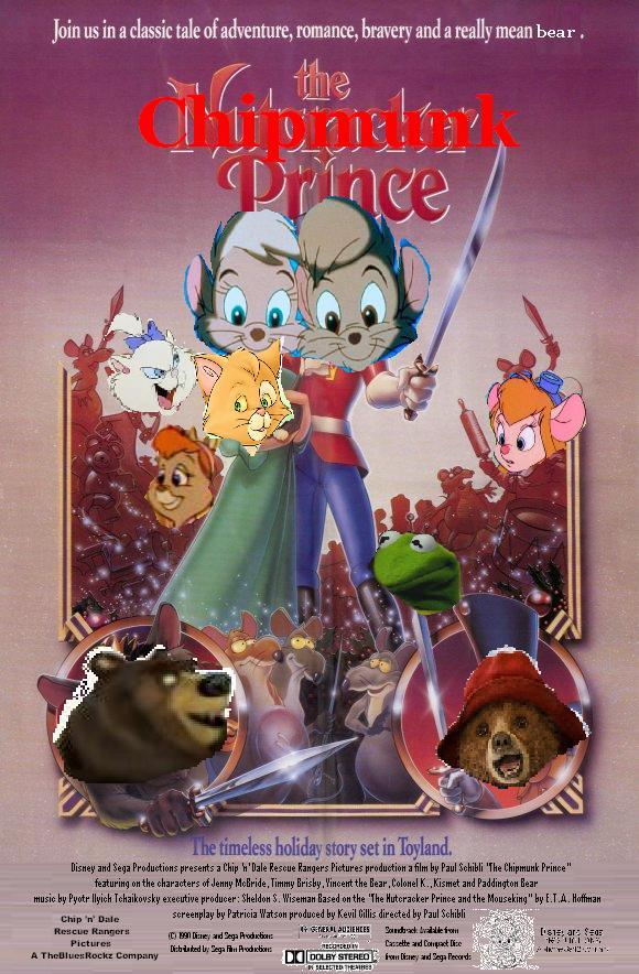 The Chipmunk Prince