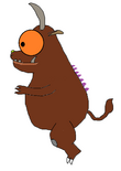 The Gruffalo in Macy's Thanksgiving Day Parade
